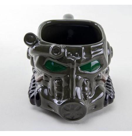 FALLOUT Armour 3D krūze