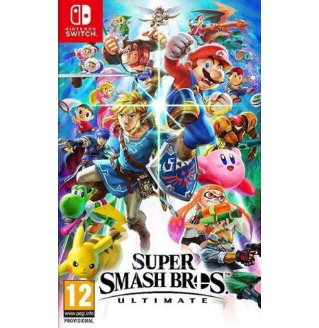 Super Smash Bros - Ultimate
