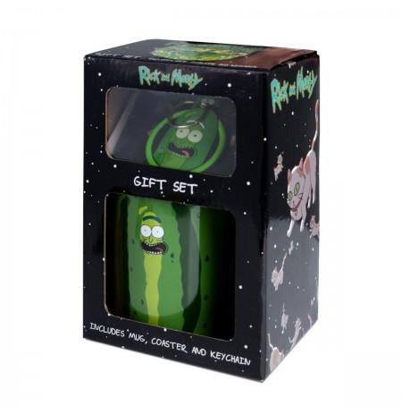 Rick and Morty (Pickle Rick) komplekts