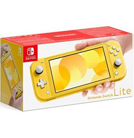Nintendo Switch Lite (dzeltena)