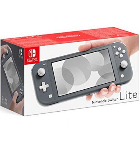 Nintendo Switch Lite (pelēka)