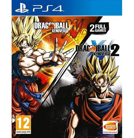 Dragon Ball Xenoverse + Dragon Ball Xenoverse 2 Double Pack