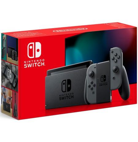 Nintendo Switch konsole (ar pelēkiem Joy-Con) v1.1(V2)