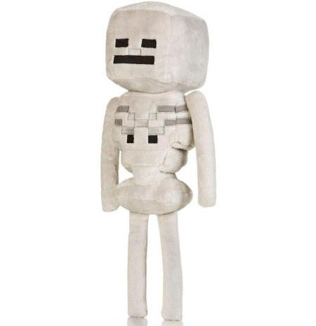 Plīša rotaļlieta Minecraft Skeleton | 12-17 cm