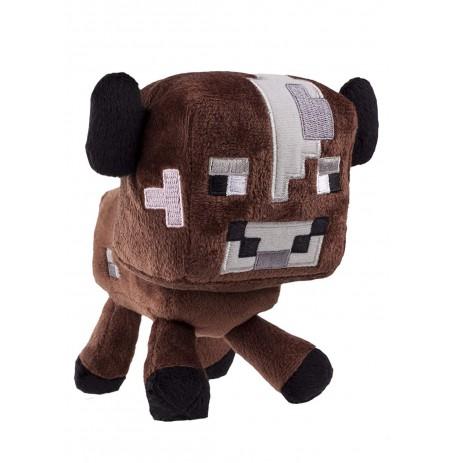 Plīša rotaļlieta Minecraft Baby Cow   12-17 cm