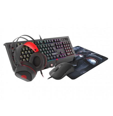 GENESIS Cobalt 330 Combo Set (Klaviatūra + pele + austiņas +