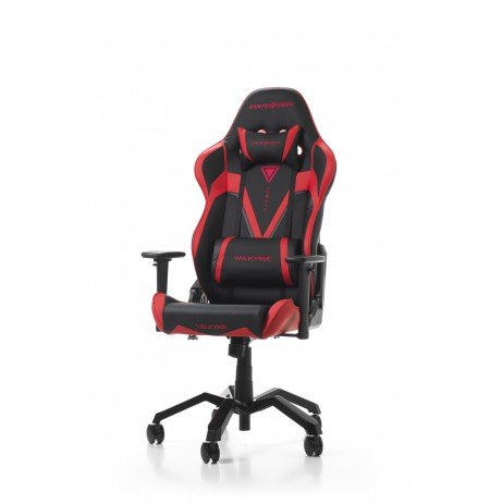 DXRACER VALKYRIE SERIES V03-NR sarkans ergonomisks krēsls