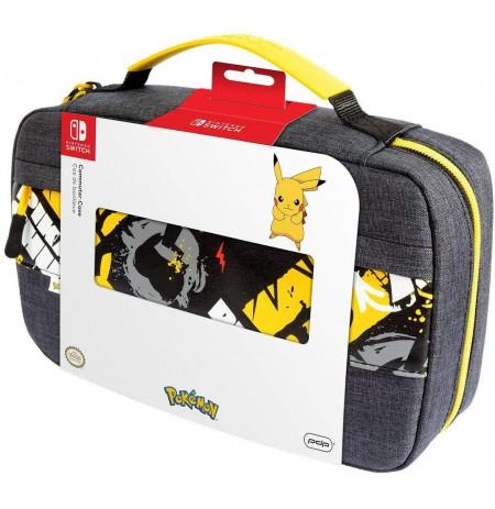 PDP Commuter ietvars paredzēts Nintendo Switch Pikachu Edition