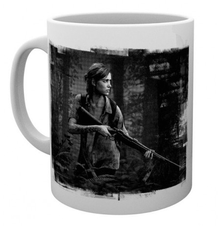 THE LAST OF US PART II Black and White krūze