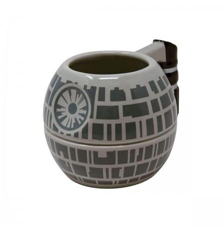 Star Wars (Death Star) Sculpted 3D krūze