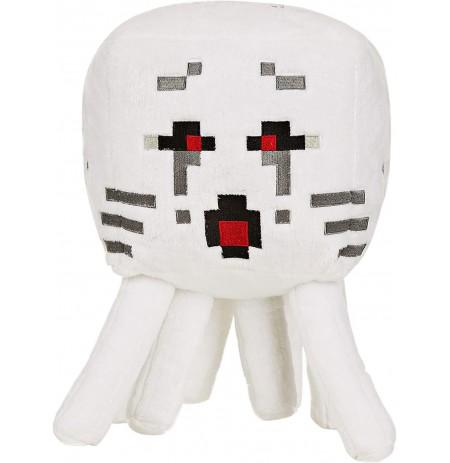 Plīša rotaļlieta Minecraft Ghast Red  12-17 cm
