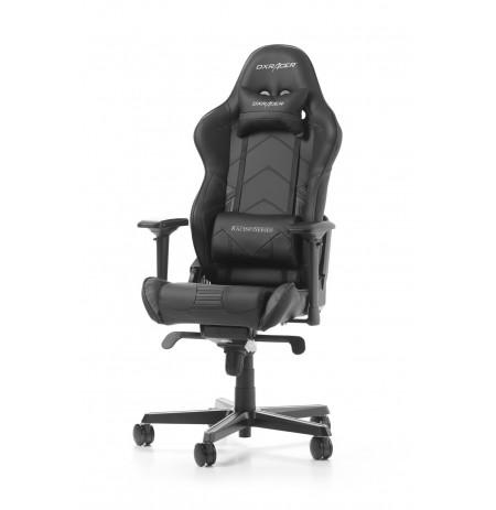 DXRACER RACING PRO SERIES R131-N melns ergonomisks krēsls