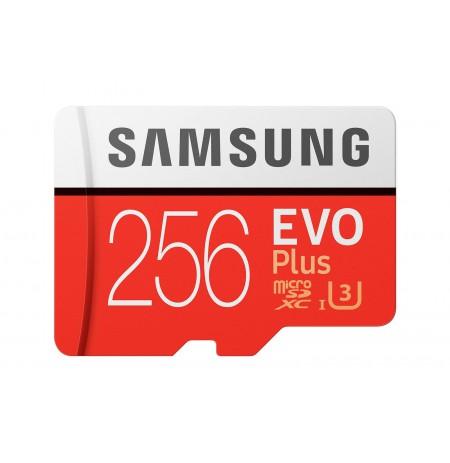 Atmiņas karte Samsung MicroSDXC Evo Plus 256GB