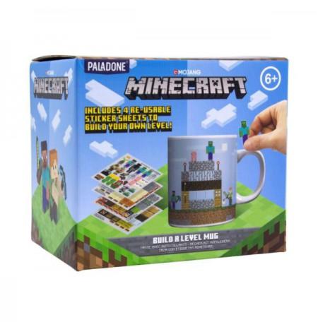Minecraft Build A Level krūze