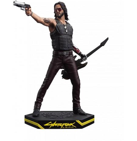 Cyberpunk 2077 - Johnny Silverhand statula   24cm