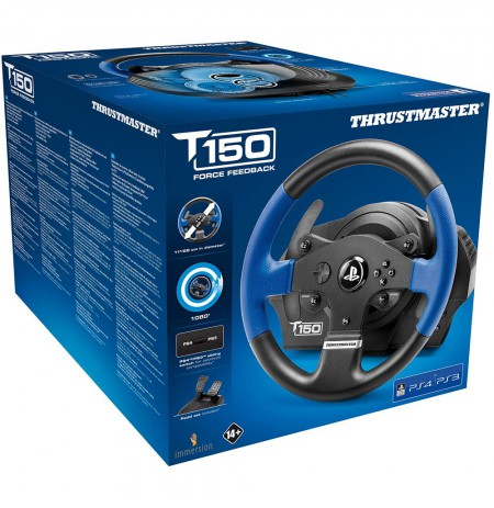 Thrustmaster T150 RS stūre (PS3/PS4/PC)