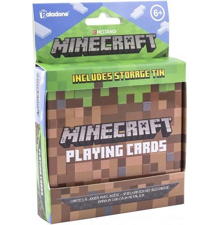 Minecraft - kārtis