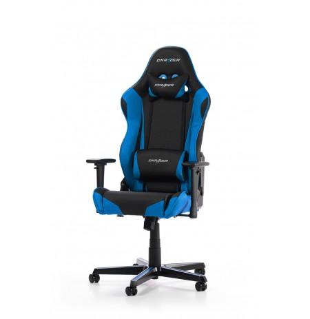 DXRACER RACING SERIES R0-NB zils ergonomisks krēsls