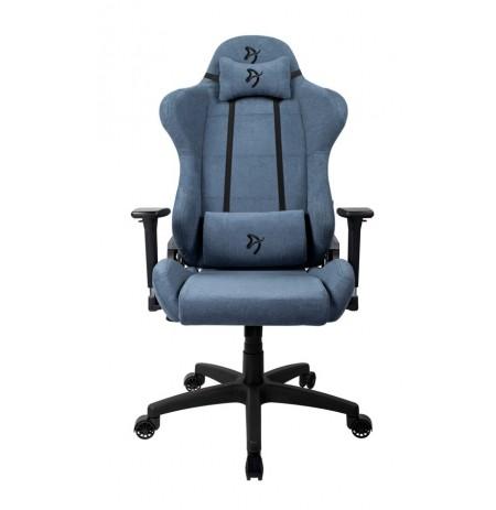 Arozzi TORRETTA SOFT FABRIC zils ergonomisks krēsls