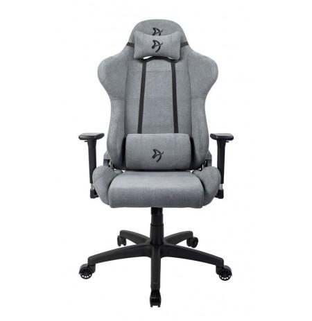 Arozzi TORRETTA SOFT FABRIC gaiši pelēks ergonomisks krēsls
