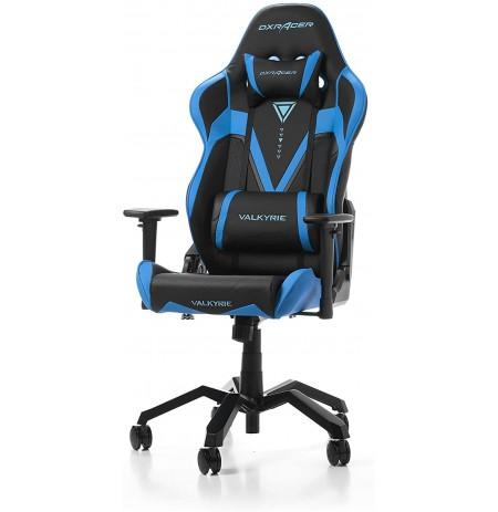 DXRACER VALKYRIE SERIES V03-NB zils ergonomisks krēsls