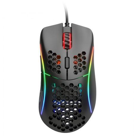 Glorious PC Gaming Race Model D pele ar vadu (matēta, melna)