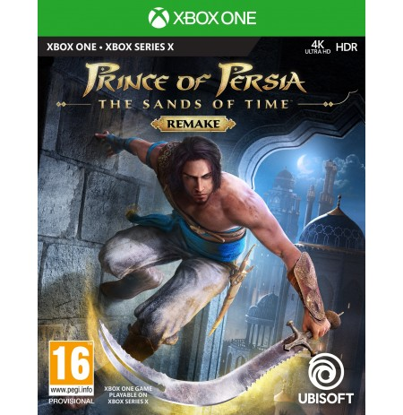 Prince of Persia: The Sands of Time Remake + Pre-Order Bonus