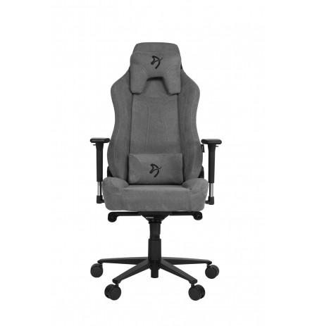 Arozzi VERNAZZA SOFT FABRIC pelnu krāsas ergonomisks krēsls