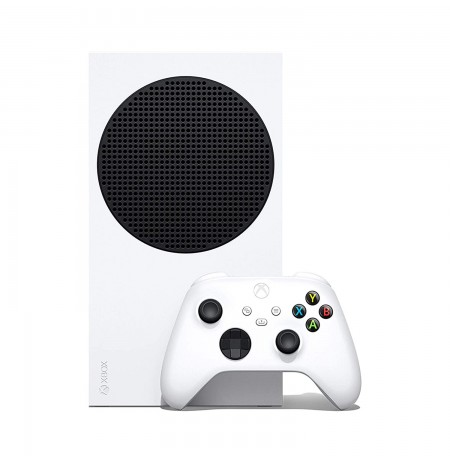 Xbox Series S 500Gb balta spēļu konsole