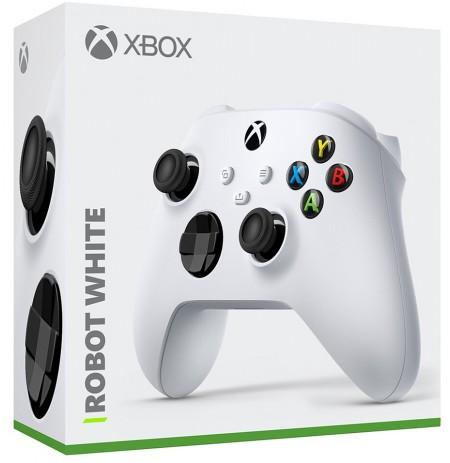 Xbox Series bezvada kontrolieris (Robot White)