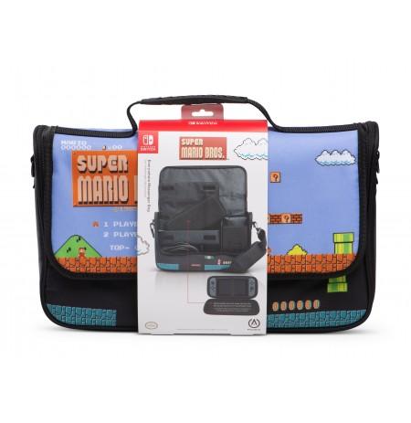 PowerA rokassoma pār plecu- Super Mario Bros for Nintendo