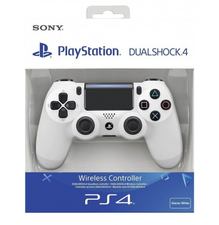 Sony PlayStation DualShock 4 V2 kontrolieris - Glacier White