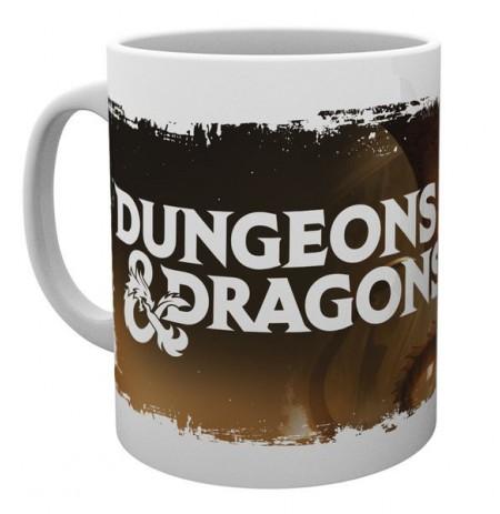 DUNGEONS AND DRAGONS Tiamat krūze
