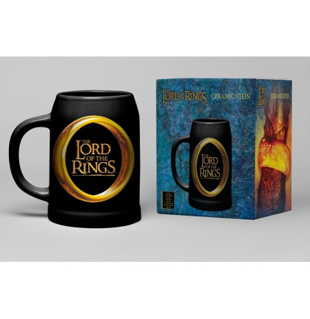 LORD OF THE RINGS One Ring kauss 600ml