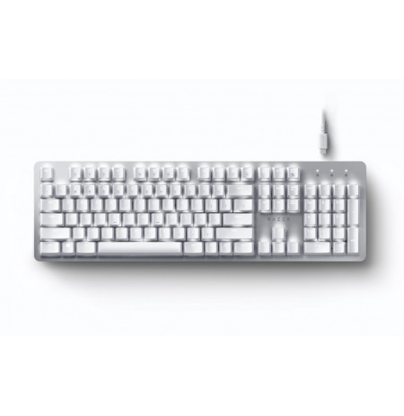 RAZER Pro Type bezvadu mehāniskā klaviatūra (Orange Switch, US)