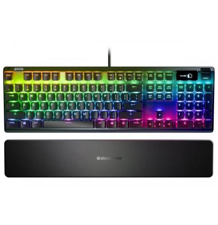 Steelseries Apex 7 mehāniskā RGB klaviatūra (ASV) (Brown switch)