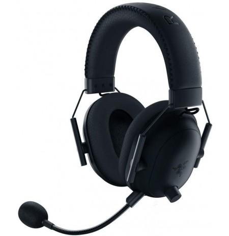 RAZER BlackShark V2 Pro melnas bezvadu austiņas ar mikrofonu