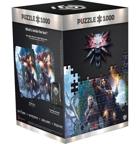 The Witcher: Yennefer puzle