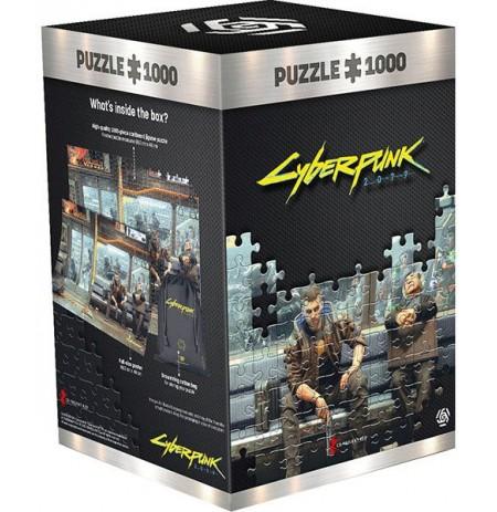 Cyberpunk 2077: Metro puzle