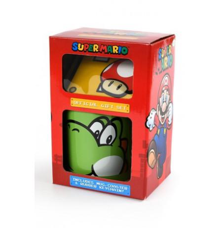 Super Mario (Yoshi) komplekts