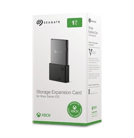 SSD disks Seagate 1TB paredzēts Xbox Series X|S