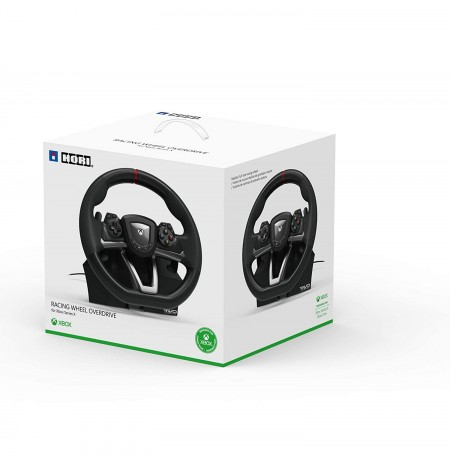 HORI RWO Overdrive stūre Licensed by Microsoft | Xbox series