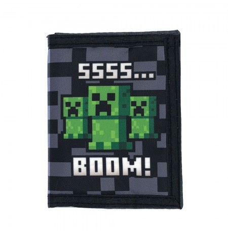 Minecraft SSSS... BOOM! wallet