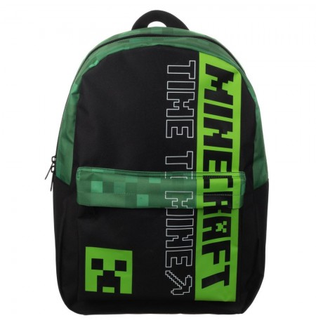 Minecraft Time To Mine Backpack