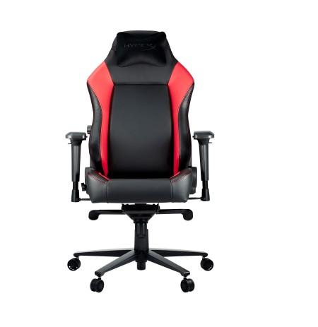 HyperX RUBY melns-sarkans ergonomisks krēsls