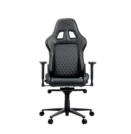 HyperX JETBLACK melns ergonomisks krēsls