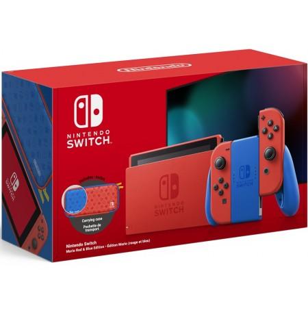 Nintendo Switch Mario Red & Blue Edition konsole v1.1(V2)