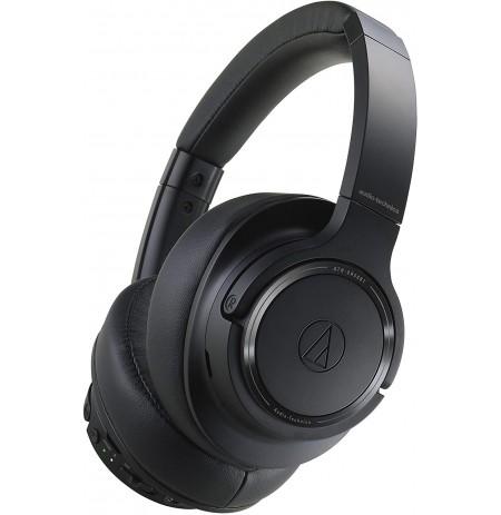 Audio Technica ATH-SR50BT bezvadu austiņas (Black) | Bluetooth