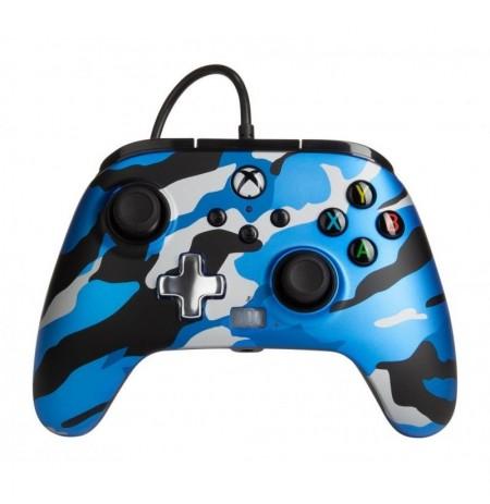 PowerA Enhanced vadu kontrolieris Xbox Series X*S - Blue Camo