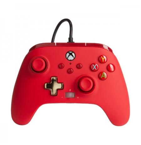PowerA Enhanced vadu XBOX kontrolieris  X*S - Red